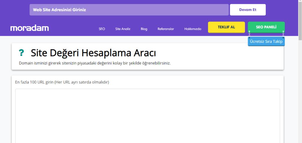 site-degeri-hesaplama