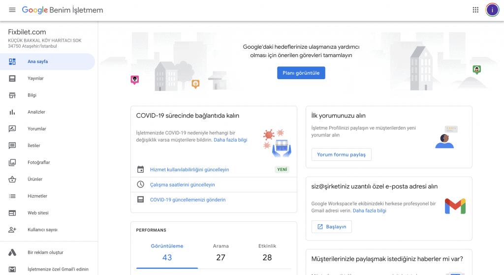 google-business-site-duzenleme